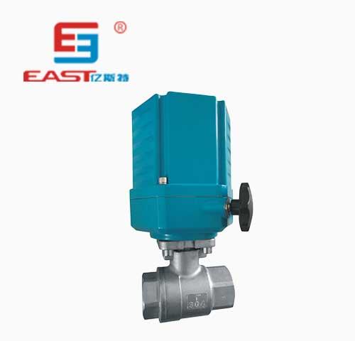 ED11F-100P电动高压不锈钢球阀
